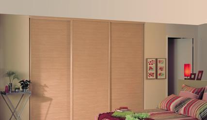 索菲亚衣柜框配百叶板C8C8
