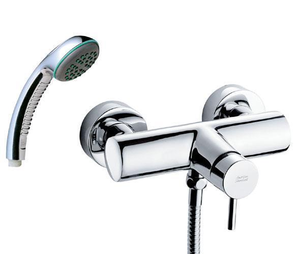 美标挂墙式淋浴龙头艾嘉系列CF-2612.701CF-2612.701