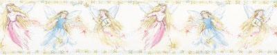 布鲁斯特壁纸腰线美丽天使0099800998