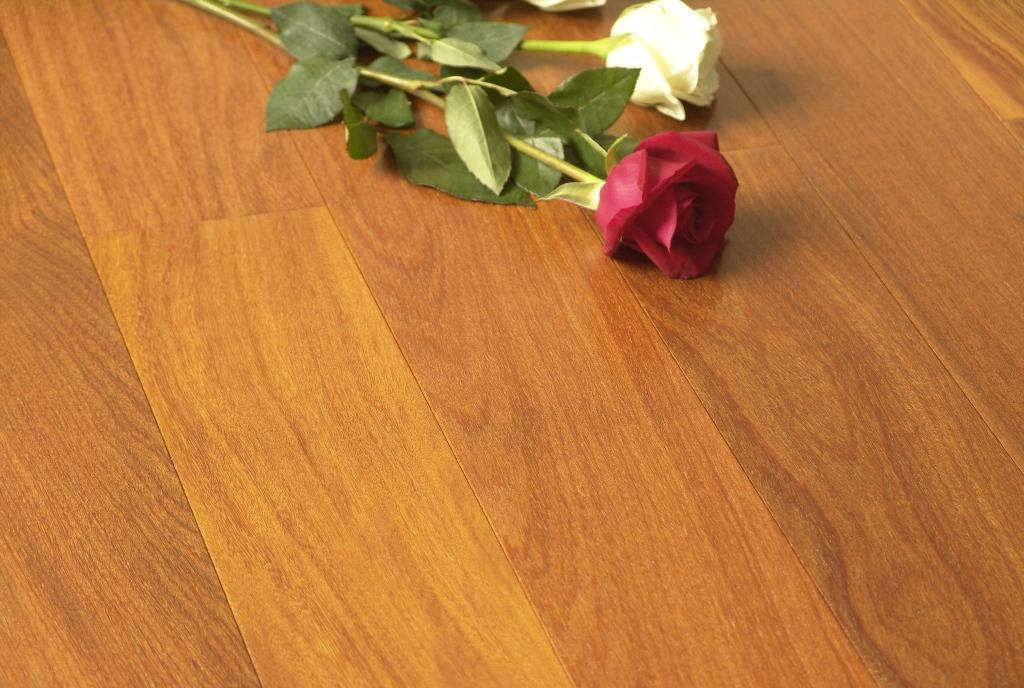 安信实木地板香二翅豆900*95*18mm香二翅豆
