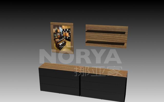 挪亚家厅柜组合D070D070