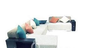 欧意客厅家具B063(长位)沙发