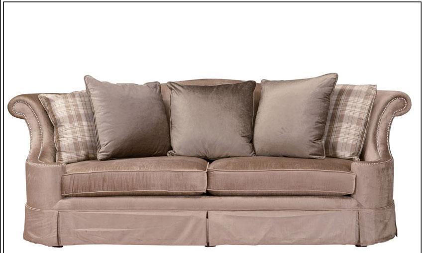 梵思豪宅客厅家具FH5108SF3P沙发FH5108SF3P