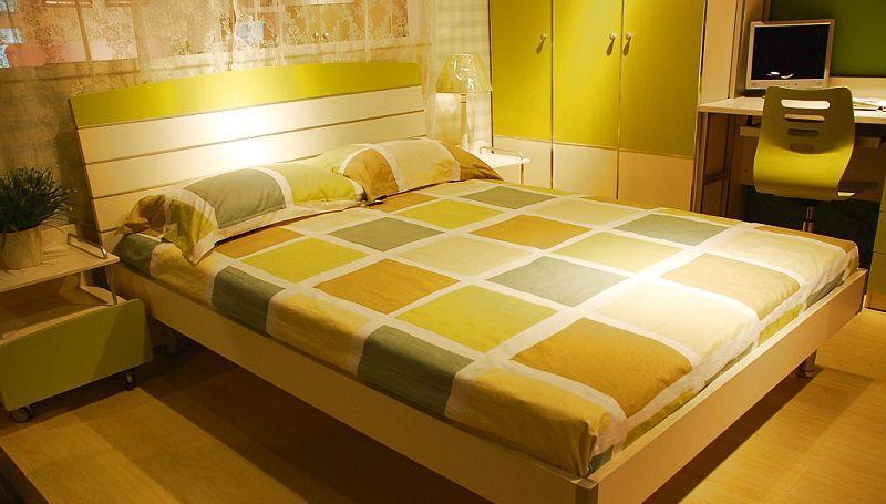 我爱我家儿童家具床架FA08-15-02<br />FA08-15-02