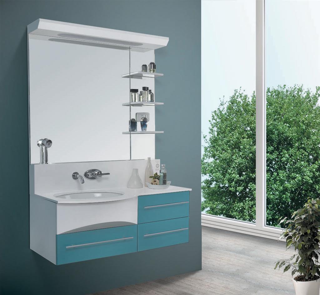 银晶浴室柜 CS6110CS6110