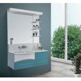 银晶浴室柜 CS6110
