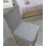诺捷餐厅家具餐椅450*500*990白枫
