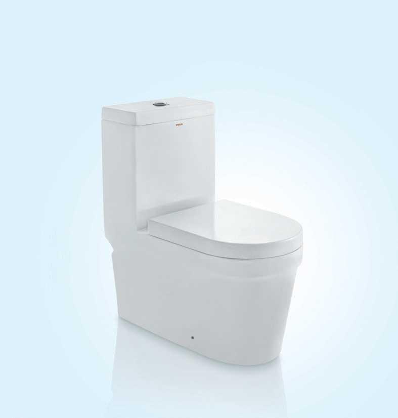 安华座便器连体座厕系列aB1366MLaB1366ML