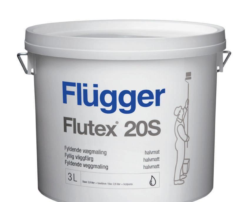 福乐阁永恒之光墙面漆Flutex 20S