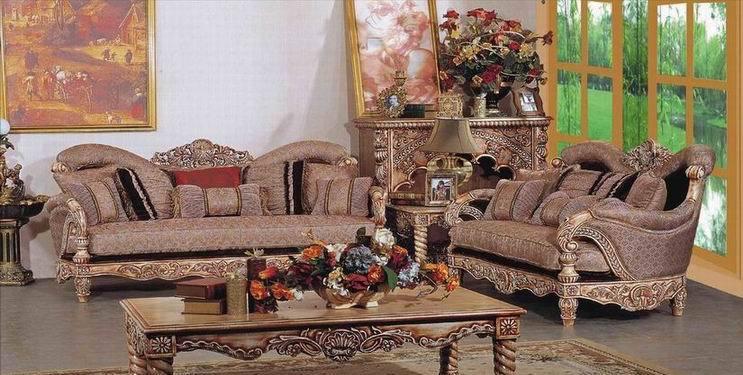 雅梦娜欧E325美式沙发E325