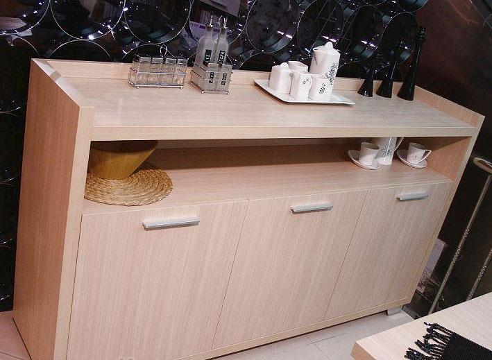 标致餐厅家具餐边柜(1820*450*1048mm)