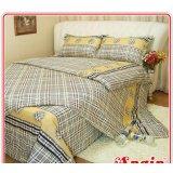 安寝家纺苏仑风情高级斜纹床上用品四件套