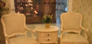 艾芙迪古典家具-围椅/蛋型几(三件)