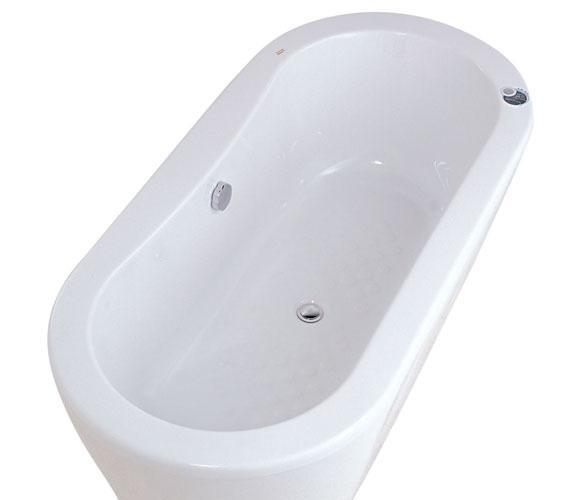 美标1.7米落地式全裙浴缸II阿卡西亚系列CT-6704CT-6704.002