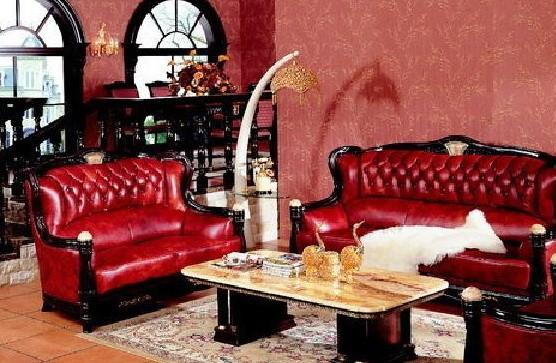 麦格威欧式HM-011沙发(1+2+3)