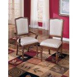 埃克顿广场EXTON SQUARE-布面软座餐椅,软座带扶手餐椅