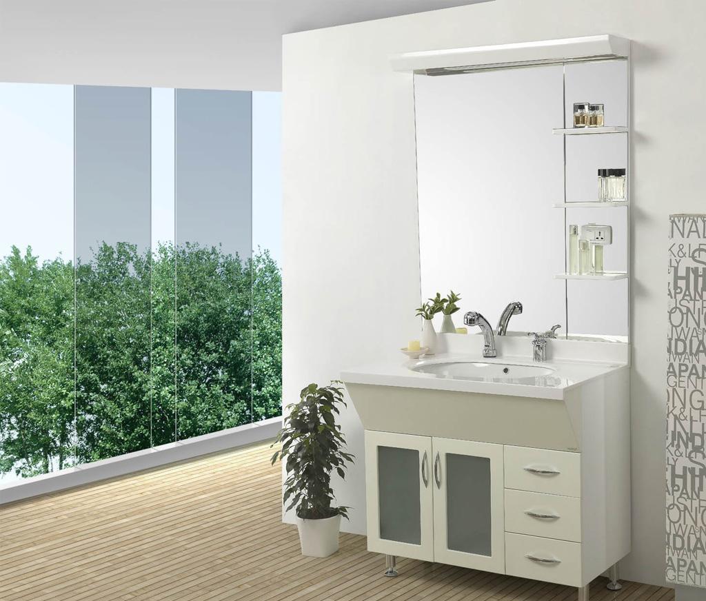银晶浴室柜 CS6092CS6092