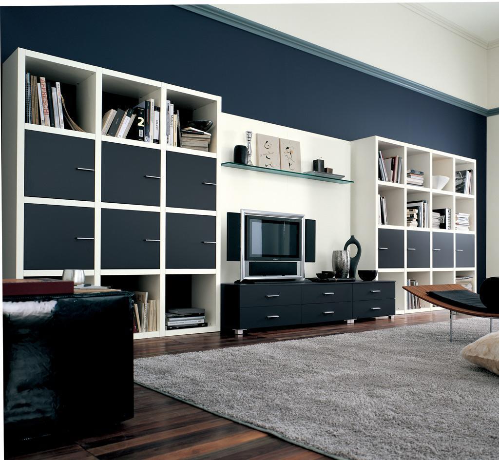瑞时赛博板式书柜-实木油漆赛博-板式