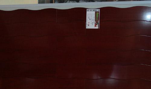 新绿洲实木复合地板-西南桦(樱桃木)