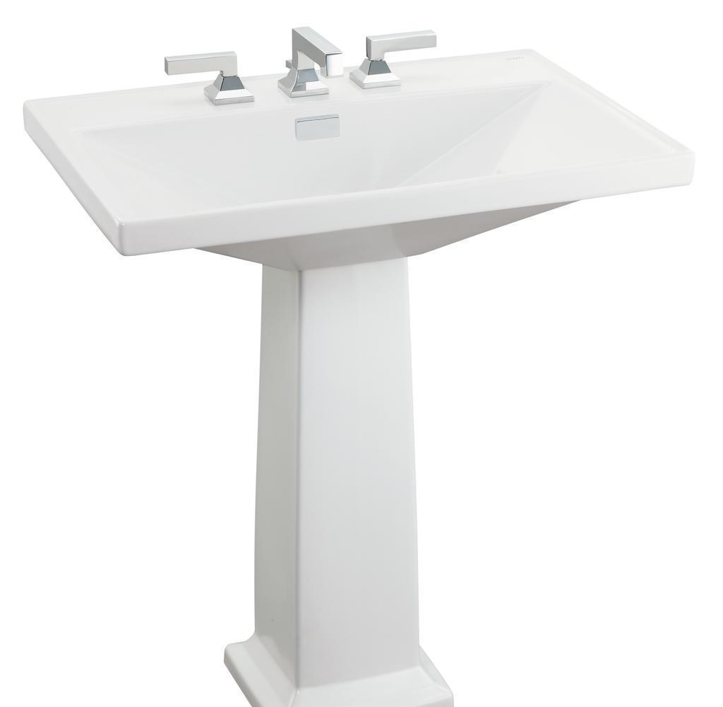 TOTO柱式洗面盆LW930B-LW930FBLW930B-LW930FB