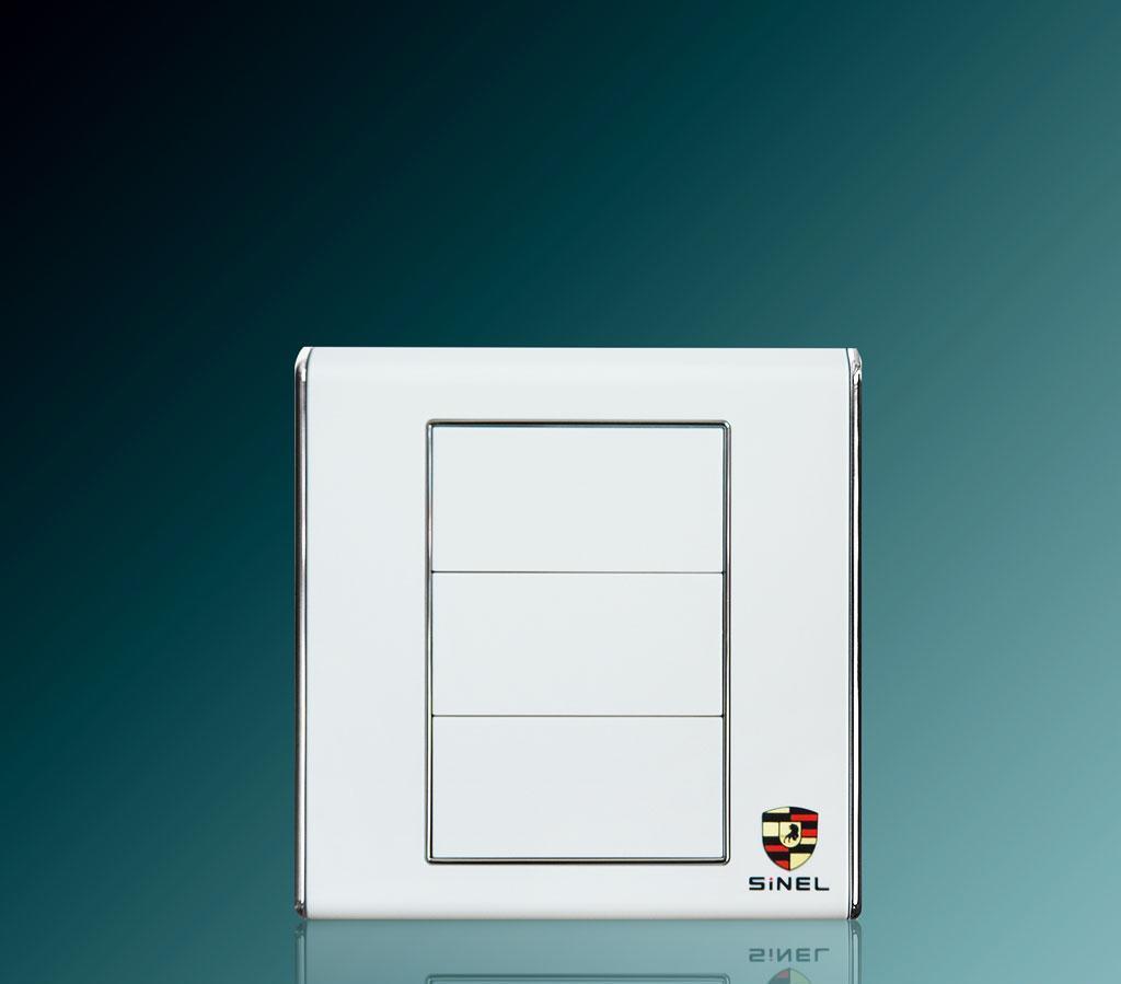 世耐尔铂锐系列S600/KB空白面板