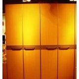 五木板式家具系列-衣柜(平开)-WD-22