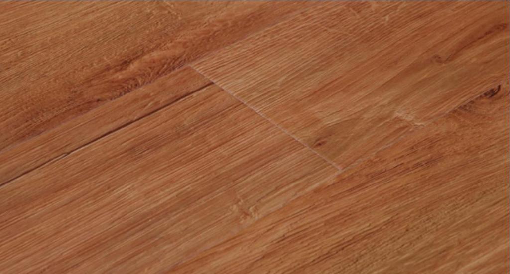 林牌强化地板复古橡木U804U804