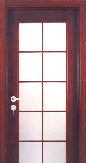康吉KB-04实木复合门