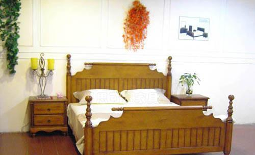 思可达卧室家具302A型床-1302A型床-1
