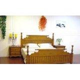 思可达卧室家具302A型床-1