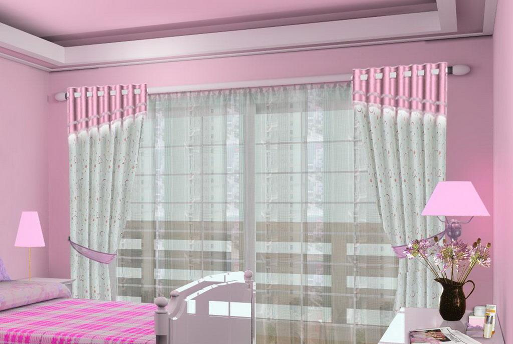 布易窗帘现代时尚系列童年印象-默默童年印象-默默