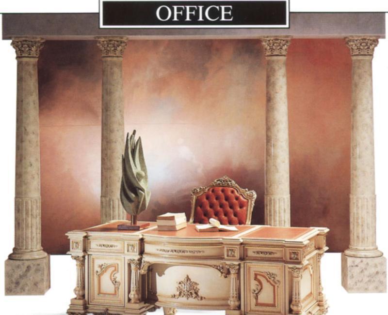 罗浮居书桌意大利SILIK家具F1-43-015-D24F1-43-015-D24