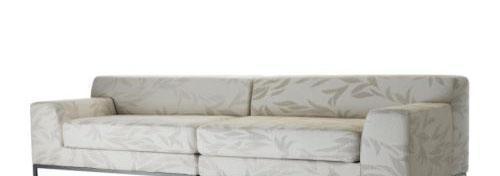 宜家克莱弗(自然色/ 黑白色)沙发