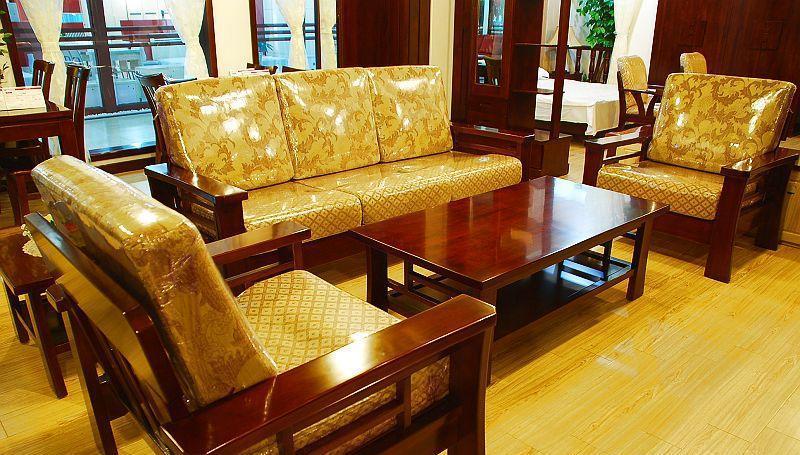 国盛客厅家具凯悦1+1+3沙发(含大小茶几)凯悦1+1+3沙发含大小..
