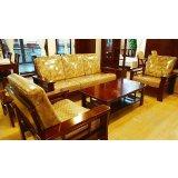 国盛客厅家具凯悦1+1+3沙发(含大小茶几)