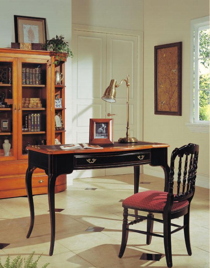 大风范家具洛可可书房系列RC-570写字台RC-570写字台