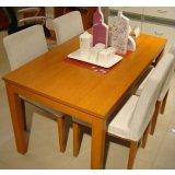 诺捷板式家具系列-餐桌餐椅7N001+7P007
