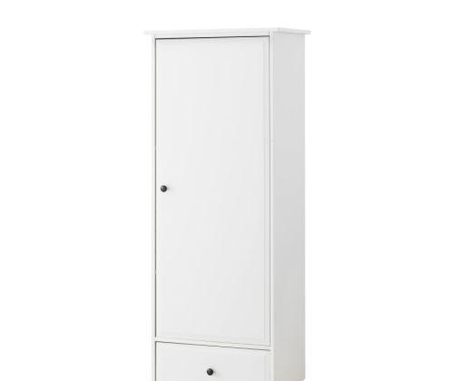 宜家白色衣柜汉尼斯(66*53*178cm)