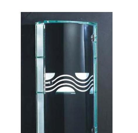 派尔沃P-B078-J玻璃柜P-B078-J