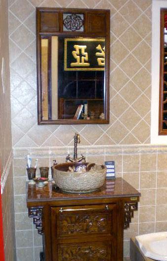 法诺亚浴室柜D9055D9055