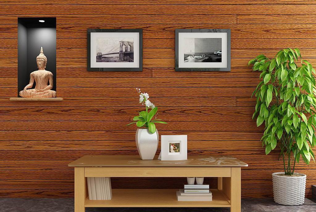 树之语水木年华系列-浅色CJ7562茶几CJ7562