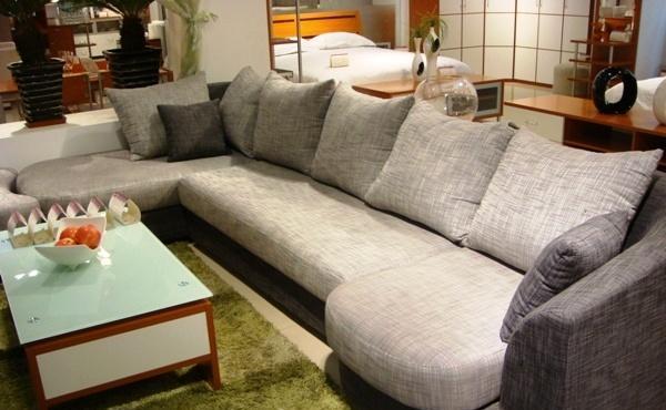 诺捷板式家具系列H001-R沙发H001-R