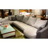 诺捷板式家具系列H001-R沙发