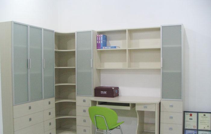 好莱客时尚书柜组合书柜