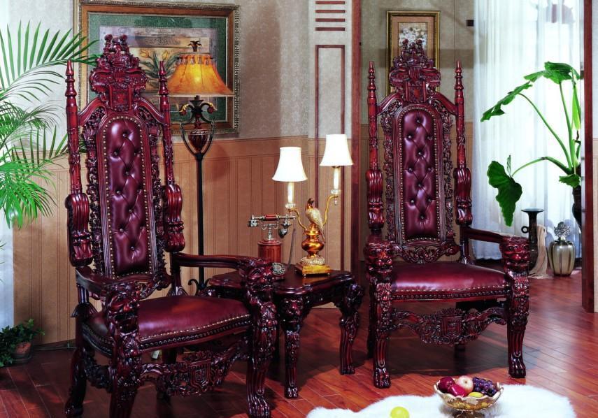 至尊王室高背帝皇椅SWCH.78SWCH.78