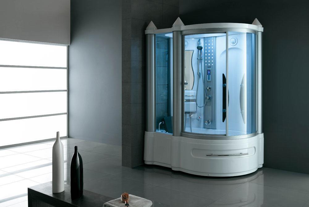 浪鲸电脑蒸汽淋浴房B302B302