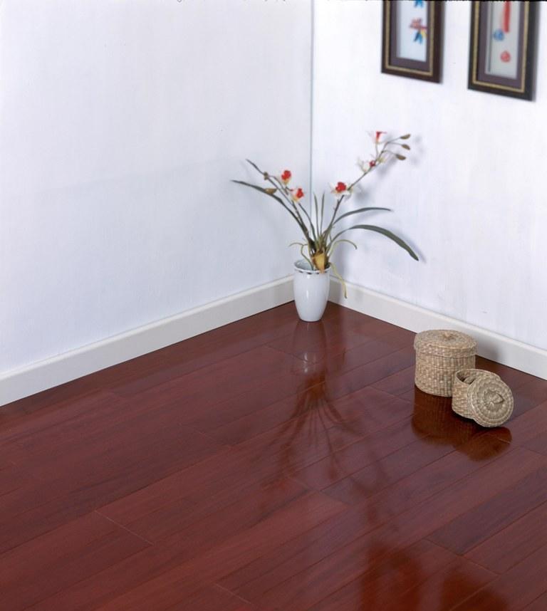 安信实木地板-香脂木豆-909*125*18mm香脂木豆