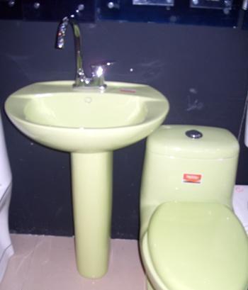 卫浴-欧贝朗 柱盆、座便器2