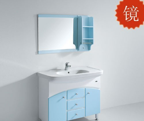 法恩莎PVC浴室柜FPG3663BJ镜子(750*650*150mmFPG3663BJ镜子