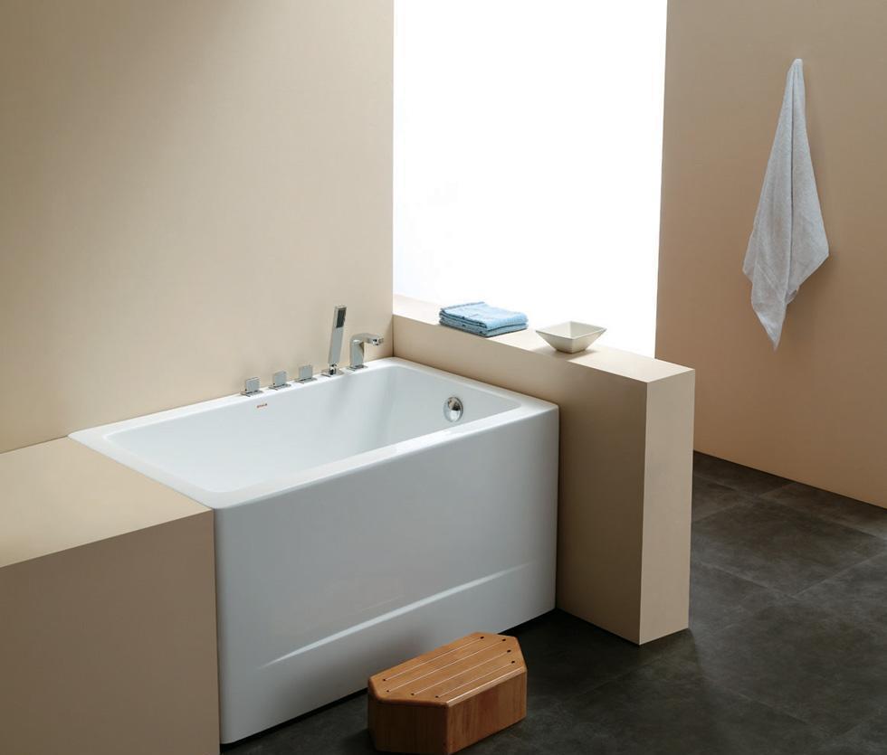 安华浴缸单裙缸anW002QanW002Q